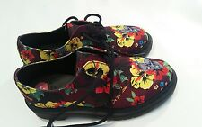 DR MARTENS  new  Shoes Size 3  UK flowers floral