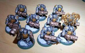 Warhammer Irondrakes x10 Dwarfs Cities of Sigmar