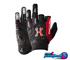 Hk Army Paintball Airsoft Pro Gloves - Lava - Xl