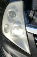 SSANGYONG REXTON 2.7 XDI DRIVERS FRONT HEADLIGHT COMPLETE