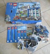 Lego 60047 City Commissariat de Police Station notice boite complet -CNB8