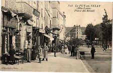 CPA Le puy - EN - VELAY .- PLACE DU BREUIL  (191822)