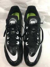 Nike Rival S Mens Size 13 Track Shoes Metal Spike Black White Ch6*B