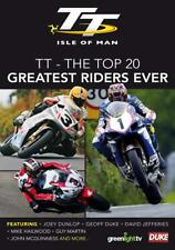 Isle of Man TT Top 20 Greatest Riders DUNLOP Duke Hailwood McGuinness Martin