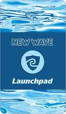 New Wave Launchpad - The Fastest Transition Mat in Triathlon (Blue)