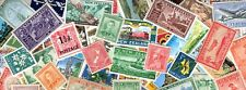 New Zealand - 160 mint stamps