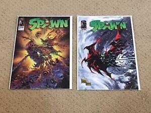 Spawn High-Grade Comic Lot 10 (4 Comics- Consecutive!!)