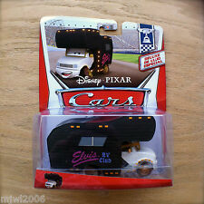 Disney PIXAR Cars ELVIS RV on 2013 PISTON CUP THEME diecast 16/18 DELUXE INTL
