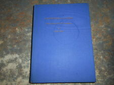 P W Tewksbury. Gold dredging pioneer, City Motor Services founder signed book