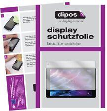 2x Medion Lifetab P10606 Schutzfolie klar Displayschutzfolie Folie Display