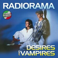 Radiorama - Desires And Vampires Vinyl LP ZYX Music NEW