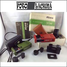 2 KIEV 303 micro fotocamere 16 mm vintage Russe , funzionanti tipo Minox- Rollei