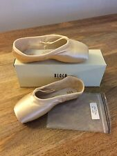 Bloch Synergy Pointe Shoes (2.5 YYY, 3/4 Shank, Pink, S0101L)