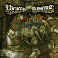 Live You To Death 2-American Punishment von Vicious Rumors (2014)