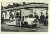 su809 - Trader Lorry TUC Procession in Gt Dulcie Street Manchester 1968 - photo