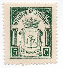 Sello Local Guerra Civil Bollullos del Condado -Cat. Galvez B103.  ORD:1369