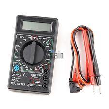 New AC DC LCD Digital metros prueba F Voltmeter ammeter Ohm Multimeter tester txsp