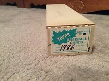 1986 Topps Babeball Cards Boxed Set
