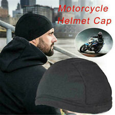 Moisture Wicking Cooling Skull Cap Helmet Beanie Dome Cap Hat Outdoor Riding