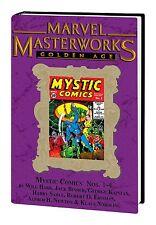 MARVEL MASTERWORKS GOLDEN AGE MYSTIC COMICS VOL #1 HARDCOVER DM VARIANT 154 HC