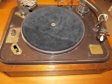 ANTIQUE GARRARD MODEL  R.C 80 M MADE IN ENGLAND AUTOMATIC RECORD CHANGER