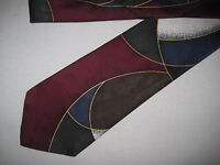 Mens Multi-Color Tie Necktie Ketch ~ FREE US SHIP (4834)