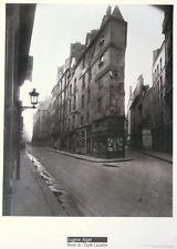 Musee de l 'Elysee-Eugene Atget Foto Poster, 50x70cm, moneda rue de Seine