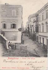 PALESTRINA - corso Pier Luigi
