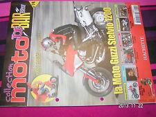 Fascicule Moto Joe Bar Team n°74 Guzzi Stelvio 1200 125 Rumi Ducati 848 LAVADO
