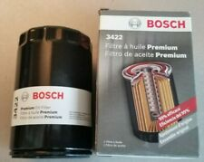 Bosch 3422 Oil Filter Ford Dodge Mazda  Chrysler Jaguar