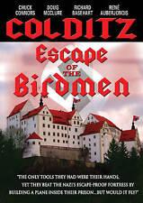 Colditz Escape of the Birdman True Story Nazi Prison Chuck Connors  DVD