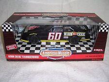 1/18 #60 MARK MARTIN 1994 WINN-DIXIE FORD THUNDERBIRD NASCAR DIECAST-MIB