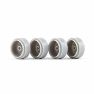 SLOT.IT Pl 15.8x8.2x1.5mm Wheels 0.7g (4) SIW15808215P