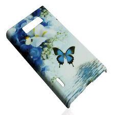 Design 3 hard back celular cover case funda tapa para LG p700-p705 Optimus l7