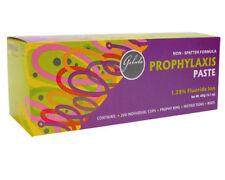 Gelato Prophylaxis Paste Polishing 200 Cups Assorted Flavor - Coarse Grit DENTAL