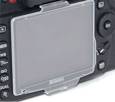 BM-10 Crystal Plastic Camera Monitor LCD Screen Protector Cover for Nikon D90