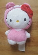 H&m Hello Kitty Jouet Doux en Peluche Rose Une Pièce Costume d'ours Consolateur Sucettes dou