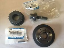 '91-'95  Miata Timing Belt Pulley, Key, Crank Bolt & Pulley Boss-FREE SHIPPING