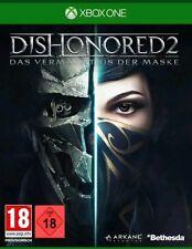 Dishonored 2 - Das Vermächtnis der Maske (Microsoft Xbox One, 2016) NEUWARE