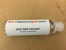 Golf grip HF-100 solvent/activateur sans odeur (250ml/8oz) + squirt haut