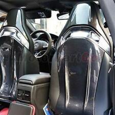 Carbon Fiber Seat Cover For Benz A45/CLA45/GLA45/C43/C63/E43/E63 A CLA GLA Class