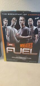 NEW Wheaties Fuel Peyton Manning Football/Pujols/KG Cereal Box - Unopened 2009
