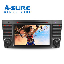 DAB+ DVD Autoradio GPS Navi für Mercedes Benz C/CLK KLASSE W203 W209 VMCD RDS