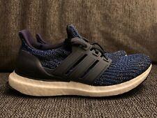 NWB Adidas Running Ultra Boost Black Multicolor Ultraboost Men Shoes F35232