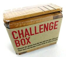 Siam Mandalay CHALLENGE BOX Wooden Brain Teaser Brand New Sealed Toy Wit Skill