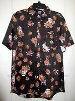 Star Wars Battle Hawaiian Tropical Luau shirt - Large [L] • Disney