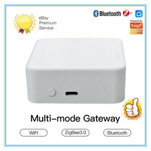 2021 TUYA Multi-mode Gateway WiFi+Bluetooth+Zigbee communication Gateway UK
