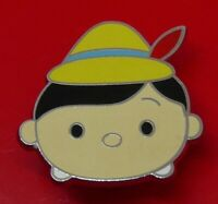 Used Disney Enamel Pin Badge Tsum Tsum Pinocchio Character