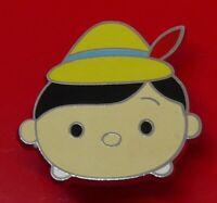 Used Disney Enamel Pin Badge Tsum Tsum Pinocchio Character