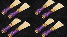 lot of 8 bassoon reeds french  handmade by professional musician extra quality🥇